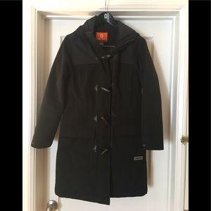 Merrell // mid weight black jacket